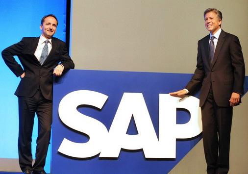 全球知名的ERP软件供应商 德国SAP